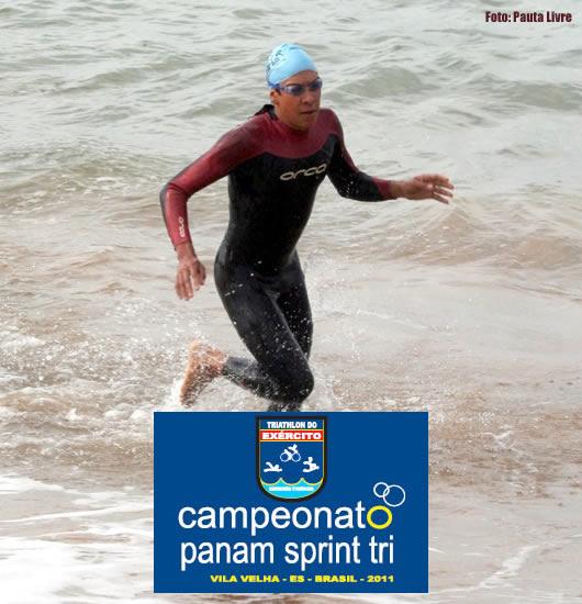 Confirmadíssimo no Campeonato Pan-Americano de Sprint Triathon (26º  Triathlon do Exército) 2786cc98aeb82